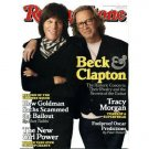 ROLLING STONE MAGAZINE MARCH 4, 2010 BECK & CLAPTON
