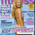 FITNESS MAGAZINE APRIL 2010 LAUREN BEDFORD