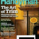 THE FAMILY HANDYMAN MAGAZINE APRIL 2010 THE ART OF TRIM