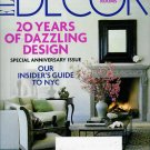 ELLE DECOR MAGAZINE OCTOBER 2009 Num. 160