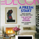 ELLE DECOR MAGAZINE JANUARY / FEBRUARY 2010