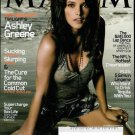 MAXIM MAGAZINE DECEMBER 2009 ASHLEY GREENE