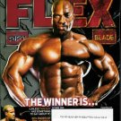 FLEX MAGAZINE OCTOBER 2009 THE GIFT VS. THE BLADE