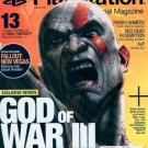 PLAYSTATION THE MAGAZINE APRIL 2010 GOD OF WAR III