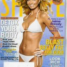SHAPE MAGAZINE MARCH 2009 JAIME PRESSLY