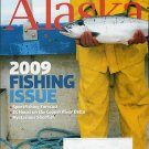 ALASKA  MAGAZINE APRIL 2009 FISHING ISSUE