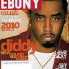 EBONY MAGAZINE NOVEMBER 2009 DIDDY