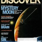 DISCOVER MAGAZINE SEPTEMBER 2009 MYSTERY MOON