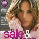 VICTORIA'S SECRET CATALOG FALL SALE 2007 VOL. 1