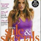 VICTORIA'S SECRET CATALOG SPRING SALE 2009 VOL. 1