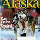 ALASKA  MAGAZINE MARCH 2009 CANINE CRUISE CONTROL