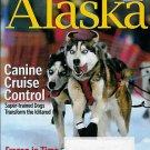ALASKA  MAGAZINE MARCH 2009 CANINE CRUISE CONTROL