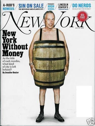 NEW YORK MAGAZINE MAY 18, 2009