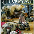 DESIGN TOSCANO CATALOG EARLY HOLIDAY 2008
