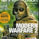PLAYSTATION: THE OFFICIAL MAG. DEC/2009 MODERN WARFARE2