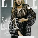 ELLE MAGAZINE JANUARY 2009 NUM. 281 BEYONCE