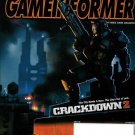 GAME INFORMER MAGAZINE # 198 OCTOBER 2009 CRACKDOWN 2