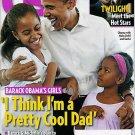 US WEEKLY MAGAZINE NOV.24 2008. BARACK OBAMA'S GIRLS
