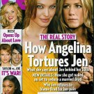 US WEEKLY MAGAZINE DEC.1/08. ANGELINA & JEN REAL STORY