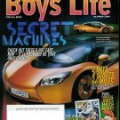 BOYS' LIFE MAGAZINE OCTOBER 2009 SECRET MACHINES