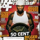 MUSCLE & FITNESS MAGAZINE FEBRUARY 2010 50 CENT