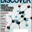DISCOVER MAGAZINE OCTOBER 2009 GREAT QUESTIONS OF SCIENCE