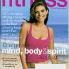 FITNESS MAGAZINE OCTOBER 2008 MARIA MENOUNOS