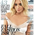 MARIE CLAIRE MAGAZINE SEPTEMBER 2009 ASHLEY OLSEN