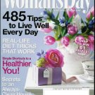 WOMAN'S DAY MAGAZINE MAY 5, 2009