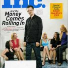 INC. MAGAZINE JANUARY / FEBRUARY 2009 RON POPEIL