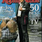 ROLLING STONE SEPTEMBER 17, 2009 STEPHEN COLBERT