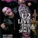 ROLLING STONE MAGAZINE OCTOBER 15, 2009 U2