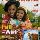 SCHOLASTIC PARENT & CHILD MAGAZINE OCTOBER 2009