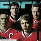 ESPN MAGAZINE OCTOBER 5, 2009 BLACKHAWKS,  NHL PREVIEW