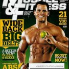MUSCLE & FITNESS MAGAZINE MAY 2010 BRIAN WIEFERING