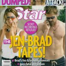 STAR MAGAZINE FEBRUARY 23, 2009 THE JEN-BRAD TAPES!