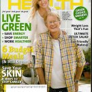 NATURAL HEALTH MAGAZINE  MAY 2009 ED BEGLEY JR., RACHEL CARSON