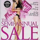 VICTORIA'S SECRET CATALOG FALL  ANNUAL SALE 2008 VOL.1