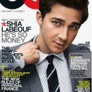 GQ MAGAZINE APRIL 2010 SHIA LABEOUF