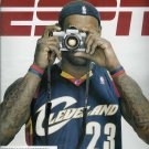 ESPN MAGAZINE MAY 4, 2009 LeBRON JAMES