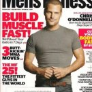 MEN'S FITNESS MAGAZINE MAY 2010 CHRIS O'DONNELL