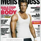 MEN'S FITNESS MAGAZINE JUNE / JULY 2010 THOMAS JANE