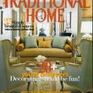 TRADITIONAL HOME MAGAZINE APRIL 2009