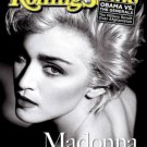 ROLLING STONE MAGAZINE OCTOBER 29, 2009 MADONNA