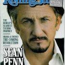 ROLLING STONE MAGAZINE FEBRUARY 19, 2009 SEAN PENN