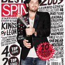 SPIN MAGAZINE JANUARY / FEBRUARY 2010 KINGS OF LEON