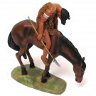 End of Trail Native American Statue - Discount Gifts Online