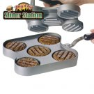 BIG CITY SLIDER STATION - ONLY $12.98 - AS SEEN ON TV - FAST FOOD MINI BURGERS - TAME YOUR HUNGER