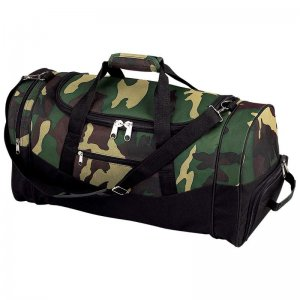 """Extreme Pak� Water Repellent 23"""" Camouflage Duffle Bag - DISCOUNT GIFTS ONLINE"""