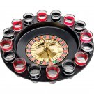 Club Fun Roulette Drinking Game Set